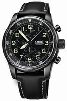 Oris Big Crown Timer Chronograph Mens Wristwatch 675.7648.4234.LS