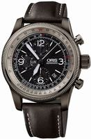 Oris Big Crown X1 Calculator Mens Wristwatch 675.7648.4264.LS