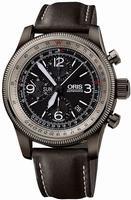 Oris Big Crown X1 Calculator Mens Wristwatch 675.7648.4264.LS