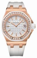 Audemars Piguet Royal Oak Offshore Quartz Ladies Wristwatch 67540OK.ZZ.D010CA.01