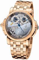 Ulysse Nardin Sonata Silicium Mens Wristwatch 676-85-8