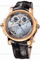 Ulysse Nardin Sonata Mens Wristwatch 676-85