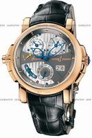 Ulysse Nardin Sonata Mens Wristwatch 676-88-212