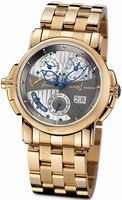 Ulysse Nardin Sonata Cathedral Mens Wristwatch 676-88-8/212