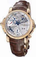 Ulysse Nardin Sonata Cathedral Mens Wristwatch 676-88