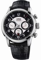 Oris Raid Chronograph Limited Edition Mens Wristwatch 676.7603.40.94.LS