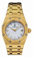 Audemars Piguet Royal Oak Ladies Quartz 33mm Wristwatch 67600BA.OO.1210BA.01