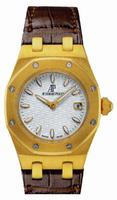 Audemars Piguet Royal Oak Ladies Quartz 33mm Wristwatch 67600BA.OO.D090CR.01