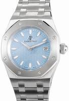 Audemars Piguet Royal Oak Ladies Quartz 33mm Wristwatch 67600ST.OO.1210ST.02