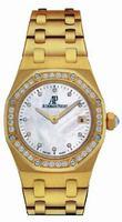 Audemars Piguet Royal Oak Ladies Quartz 33mm Wristwatch 67601BA.ZZ.1210BA.02
