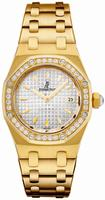 Audemars Piguet Royal Oak Lady Quartz Wristwatch 67601BA.ZZ.1230BA.01