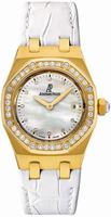 Audemars Piguet Royal Oak Ladies Quartz 33mm Wristwatch 67601BA.ZZ.D012CR.02