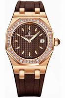 Audemars Piguet Royal Oak Lady Ladies Wristwatch 67601OR.ZZ.D080CA.01