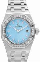 Audemars Piguet Royal Oak Ladies Quartz 33mm Wristwatch 67601ST.ZZ.1210ST.02