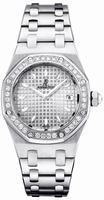 Audemars Piguet Royal Oak Lady Quartz Wristwatch 67601ST.ZZ.1230ST.01