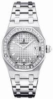 Audemars Piguet Royal Oak Ladies Quartz 33mm Wristwatch 67601ST.ZZ.1230ST.02