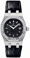Audemars Piguet Royal Oak Lady Quartz Wristwatch 67601ST.ZZ.D002CR.01