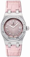 Audemars Piguet Royal Oak Lady Quartz Wristwatch 67601ST.ZZ.D057CR.01