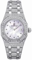 Audemars Piguet Royal Oak Lady Quartz Wristwatch 67602BC.ZZ.1212BC.01