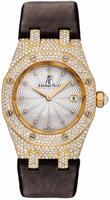 Audemars Piguet Royal Oak Lady Quartz Wristwatch 67605BA.ZZ.D080SU.01