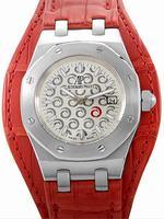 Audemars Piguet Royal Oak Ladies Alinghi Wristwatch 67610ST.OO.D062CR.01