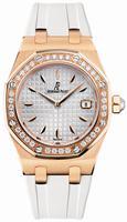 Audemars Piguet Royal Oak Lady Ladies Wristwatch 67621OR.ZZ.D010CA.01