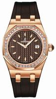 Audemars Piguet Royal Oak Lady Quartz Ladies Wristwatch 67621OR.ZZ.D080CA.01