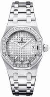 Audemars Piguet Royal Oak Ladies Quartz 33mm Wristwatch 67621ST.ZZ.1230ST.01