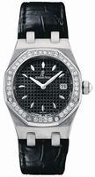 Audemars Piguet Royal Oak Ladies Quartz 33mm Wristwatch 67621ST.ZZ.D002CR.01