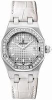 Audemars Piguet Royal Oak Lady Quartz Wristwatch 67621ST.ZZ.D012CR.02