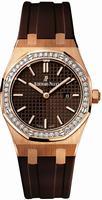 Audemars Piguet Royal Oak Lady Ladies Wristwatch 67651OR.ZZ.D080CA.01