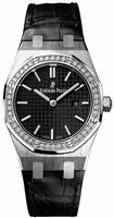 Audemars Piguet Royal Oak Quartz Ladies Wristwatch 67651ST.ZZ.D002CR.01