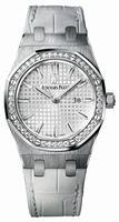 Audemars Piguet Royal Oak Ladies Quartz 33mm Wristwatch 67651ST.ZZ.D010CR.01