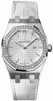 Audemars Piguet Royal Oak Quartz Ladies Wristwatch 67651ST.ZZ.D011CR.01