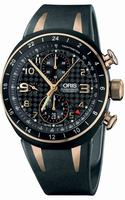 Oris Williams TT3 Chronograph Mens Wristwatch 677.7590.77.64.RS