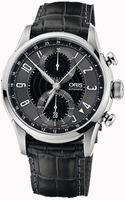 Oris Raid Chronograph Limited Edition Mens Wristwatch 677.7603.4084.LS