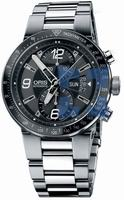 Oris WilliamsF1 Team Chronograph Date Mens Wristwatch 679.7614.41.64.MB