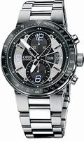 Oris WilliamsF1 Team Chronograph Date Mens Wristwatch 679.7614.41.74.MB
