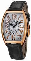 Franck Muller Casabalanca Mens Wristwatch 6850SCREL5N