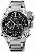 Oris BC4 Flight Timer Mens Wristwatch 690.7615.41.54.MB