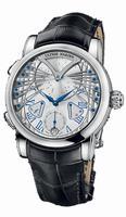 Ulysse Nardin Stranger Mens Wristwatch 6900-125