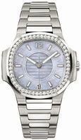 Patek Philippe Nautilus Ladies Wristwatch 7008-1A-001