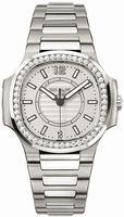 Patek Philippe Nautilus Ladies Wristwatch 7008-1A-011