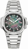Patek Philippe Nautilus Ladies Wristwatch 7008-1A-012