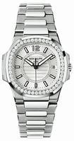 Patek Philippe Nautilus Ladies Wristwatch 7010-1G-001