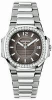 Patek Philippe Nautilus Ladies Wristwatch 7010-1G-010