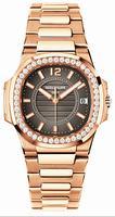 Patek Philippe Nautilus Ladies Wristwatch 7010-1R-010