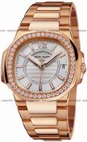 Patek Philippe Nautilus Ladies Wristwatch 7010-1R