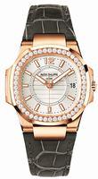 Patek Philippe Nautilus Ladies Wristwatch 7010R-001