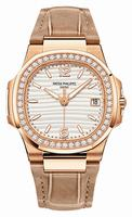 Patek Philippe Nautilus Ladies Wristwatch 7010R-011